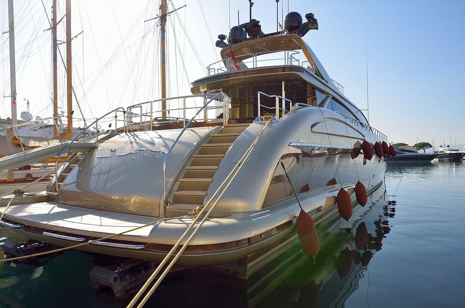 rensning af båd